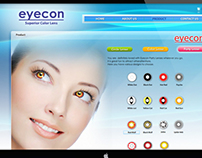 eyecon website