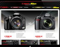 Canon or Nikon