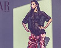 Lais Ribeiro - Harper's Bazaar