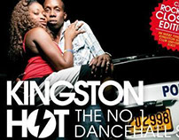 Kingston Hot. Photos for posters.