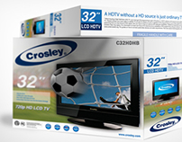 Crosley TV