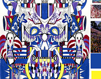 Mirror Design -- inspired by Holly Fulton