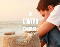 Contra Corrente - Visual identity
