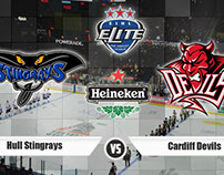 ICE HOCKEY GRAPHICS