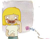 Hansel e Gretel e-book