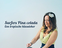 Portrait Pina Colada