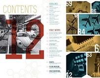 Popular Science Magazine Rebranding: PopSci