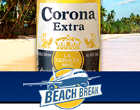 Beach Break - Corona Europe