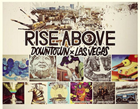 Rise Above Las Vegas for Life is Beautiful Festival.