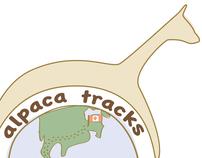 Alpaca Tracks Logo 2007