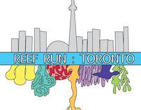 Toronto Reef Run Poster 2009