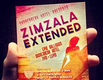 Zimzala Restaurant Identity