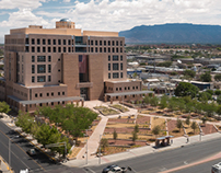 GSA Pete V. Domenici Courthouse, Albuquerque, NM