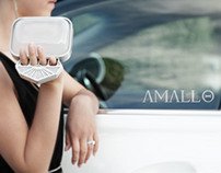 Amallo Clutch Purse