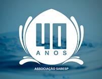 Associação Sabesp - 40 anos