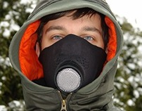 Air Heating Mask