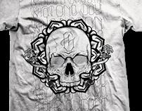 Skull Type Tee MLK