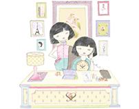 Sleepless Sisters
