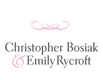 Wedding Invitations : Chris & Emily