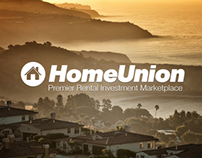 HomeUnion Rebrand Proposal (2013)