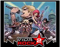 Vida Rock 2 Social Game