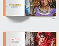 Publication design - Coffee table book