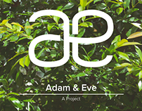 Logo Design: Adam and Eve