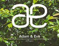 Logo Design: Adam and Eve