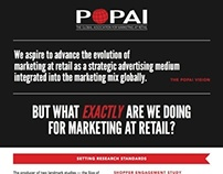 POPAI Promotional Email
