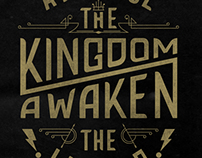 Advance the kingdom/Awaken the world