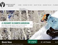 Deer Valley Website