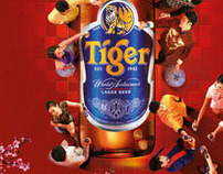 Tiger Beer CNY