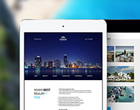 Miami. Free PSD