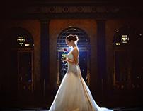Braut in Wiesbaden