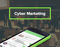 Cyber Marketing App