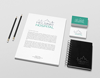 Logo Design for Helsinki Hospital