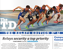 Times-Delphic: Relays Edition 2013