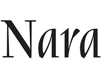 Nara typeface