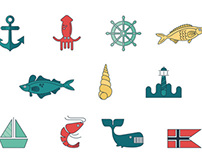 Iconography: Under the sea