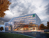 Technologiezentrum Mann Hummel - CGI