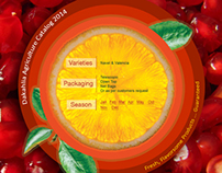 Dakahlia Agriculture Catalog 2014