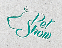 Pet Show - Logo and stationary