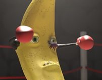Banana Boxer