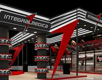 Integral Medica - Exhibition Design