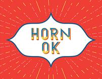 HORN OK