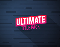 Ultimate Titles Package