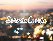 LOGO for 'Señorita Cometa'