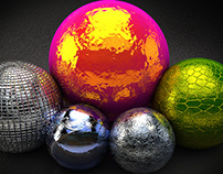 Free Cinema 4d Shader Pack V1