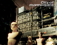 City of mannequins