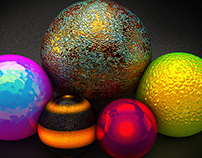 FREE CINEMA 4D SHADER PACK V3